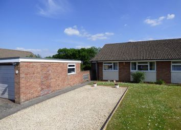 Thumbnail 3 bed semi-detached bungalow for sale in Aycote Close, Milton, Weston-Super-Mare