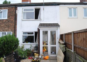 Thumbnail 2 bed terraced house for sale in Terrington St. Clement, King's Lynn