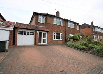 Thumbnail 3 bed semi-detached house for sale in Daleway Road, Coventry
