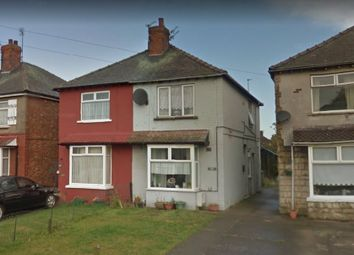 Thumbnail 2 bed semi-detached house to rent in Ville Road, Scunthorpe