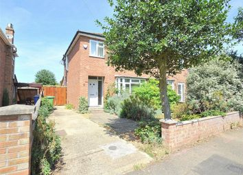 Thumbnail 3 bedroom semi-detached house for sale in Claytons Way, Huntingdon, Cambridgeshire