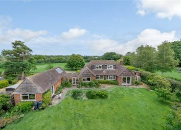 Thumbnail 5 bed equestrian property for sale in Red Lion Lane, Sarratt, Rickmansworth, Hertfordshire