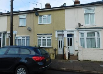 Thumbnail 3 bedroom terraced house for sale in Clive Road, Portsmouth