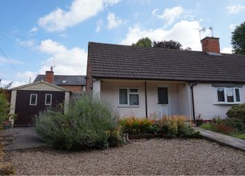 Thumbnail 2 bed semi-detached bungalow for sale in Elizabeth Close, Houghton On The Hill