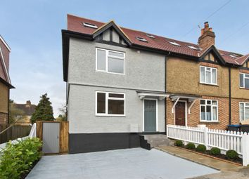 Thumbnail 4 bed property for sale in Haycroft Road, Surbiton