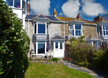 Thumbnail 3 bed terraced house for sale in Marine Terrace, Penzance