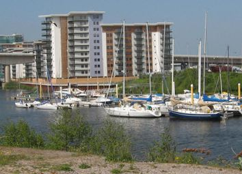 Thumbnail 2 bedroom flat to rent in Victoria Wharf, Watkiss Way, Cardiff