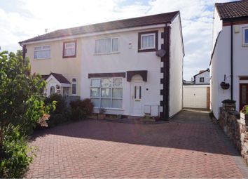 Thumbnail 3 bed semi-detached house for sale in Grove Road, Hoylake