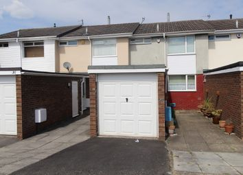 Thumbnail 3 bedroom terraced house for sale in Woodmarsh Close, Whitchurch, Bristol