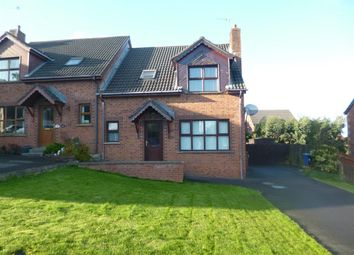 Thumbnail 3 bed semi-detached house for sale in Parklands, Larne