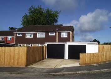 Thumbnail 4 bed end terrace house for sale in Calmore, Southampton, Hampshire