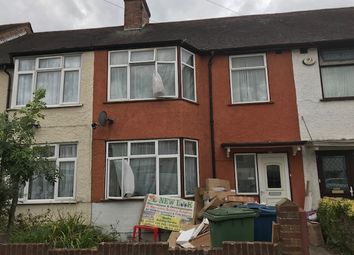 Thumbnail 3 bed terraced house to rent in Byron Road, Wealdstone