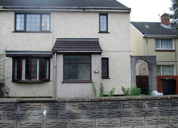 Thumbnail 3 bedroom semi-detached house for sale in Nobel Avenue, Port Talbot, Neath Port Talbot.
