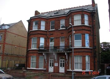 Thumbnail 1 bed flat to rent in 49/51 Harold Road, Cliftonville