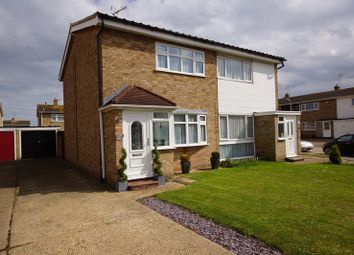 Thumbnail 2 bedroom semi-detached house for sale in Vermeer Crescent, Shoeburyness, Popular Residential Area