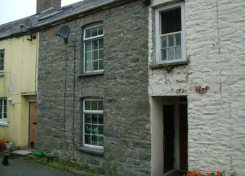 Thumbnail 2 bed cottage to rent in Crown Place, Aberaeron, Aberarth