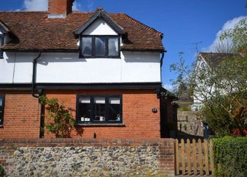 Thumbnail 3 bed semi-detached house to rent in The Street, Manuden, Bishop's Stortford