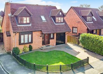 Thumbnail 4 bed detached house for sale in Yorkdale Court, Hambleton, Selby