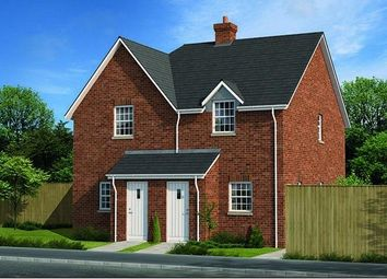Thumbnail 2 bed semi-detached house for sale in Maple Grove, Highworth Road, Shrivenham