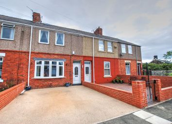 Thumbnail 3 bed terraced house for sale in Seaton Avenue, Blyth