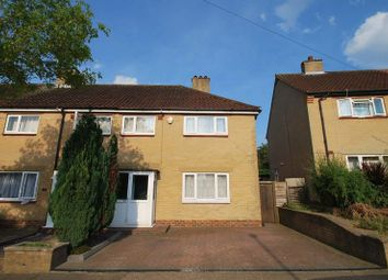 Thumbnail 3 bed semi-detached house for sale in Stormont Way, Chessington