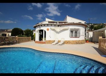 Thumbnail 3 bed villa for sale in Spain, Valencia, Alicante, Alcalalí