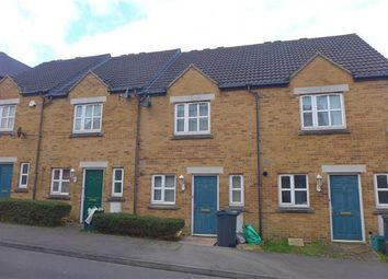 Thumbnail 2 bed terraced house to rent in Kings Drive, Stoke Gifford, Bristol