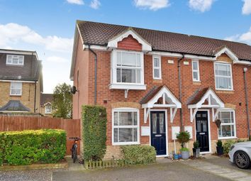 Thumbnail 2 bed terraced house for sale in Doulton Close, Harlow
