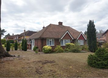 Thumbnail 2 bed bungalow for sale in Fircroft Close, Slough