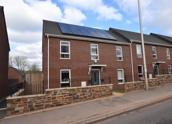 3 bed end terrace house for sale in Tithebarn Way, Monkerton, Exeter, Devon EX1