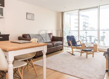 Thumbnail 2 bed flat to rent in Gallions Road, London