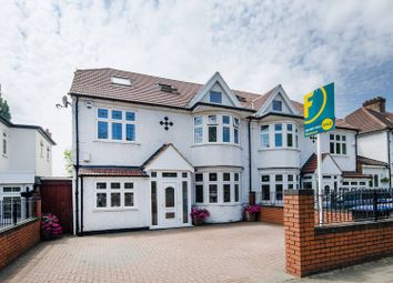 Thumbnail 5 bed semi-detached house for sale in Harrow Road, North Wembley