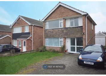 Thumbnail 3 bed detached house to rent in Portree Drive, Nottingham