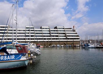 Thumbnail 1 bedroom flat for sale in Ocean Court, Stonehouse, Plymouth
