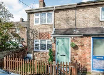 Thumbnail 1 bedroom end terrace house for sale in School Road, Elmswell, Bury St. Edmunds