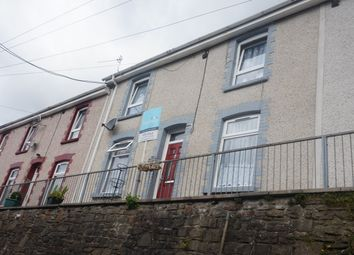 2 bed terraced house for sale in Victoria Terrace, Llanhilleth, Abertillery NP13