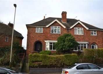 Thumbnail 3 bed semi-detached house to rent in Knighton Road, Knighton, Leicester