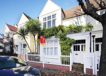 Thumbnail 4 bed terraced house to rent in Blandford Road, London