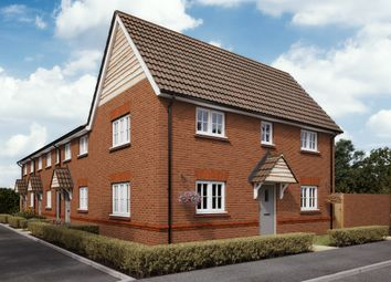 Thumbnail 2 bedroom end terrace house for sale in Plot 16 The Cheltenham, Wendlescliffe, Evesham Road, Bishops Cleeve, Gloucestershire