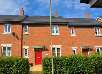 Thumbnail 3 bed terraced house for sale in Quicksilver Way, Andover