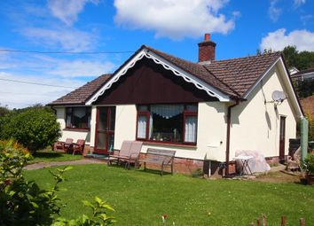 Thumbnail 3 bed detached bungalow for sale in West Challacombe Lane, Combe Martin, Ilfracombe