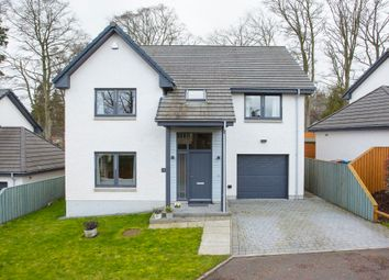 Thumbnail 4 bedroom detached house for sale in St. Serfs Place, Auchterarder