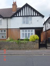 Thumbnail 2 bed end terrace house to rent in Abbey Road, Beeston, Nottingham