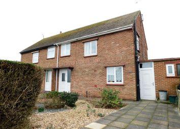 Thumbnail 3 bed semi-detached house for sale in Fryatt Avenue, Dovercourt, Harwich