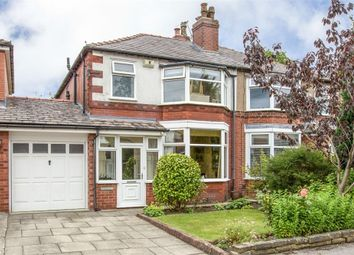Thumbnail 3 bedroom semi-detached house for sale in Kingwood Avenue, Bolton
