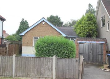 Thumbnail 2 bed bungalow for sale in Hays Lane, Hinckley