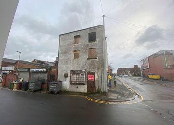 Thumbnail Land for sale in Rasbottom Street, Bolton