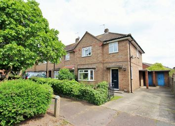 Thumbnail 3 bedroom semi-detached house for sale in Cheveling Road, Colchester, Essex