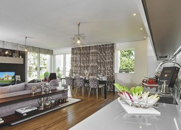 Thumbnail 2 bedroom flat for sale in The Visari Building At Aura, Long Road, Cambridge