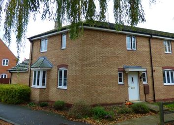Thumbnail 3 bed semi-detached house for sale in Tall Pines, Witham St. Hughs, Lincoln, Lincolnshire